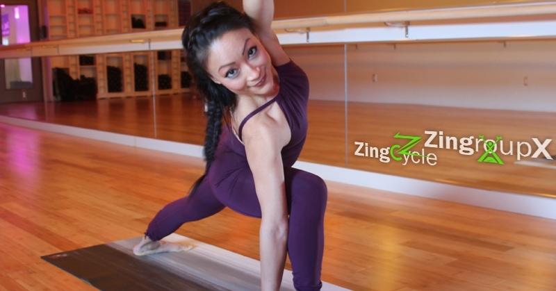 ZingroupX Barre Cristy