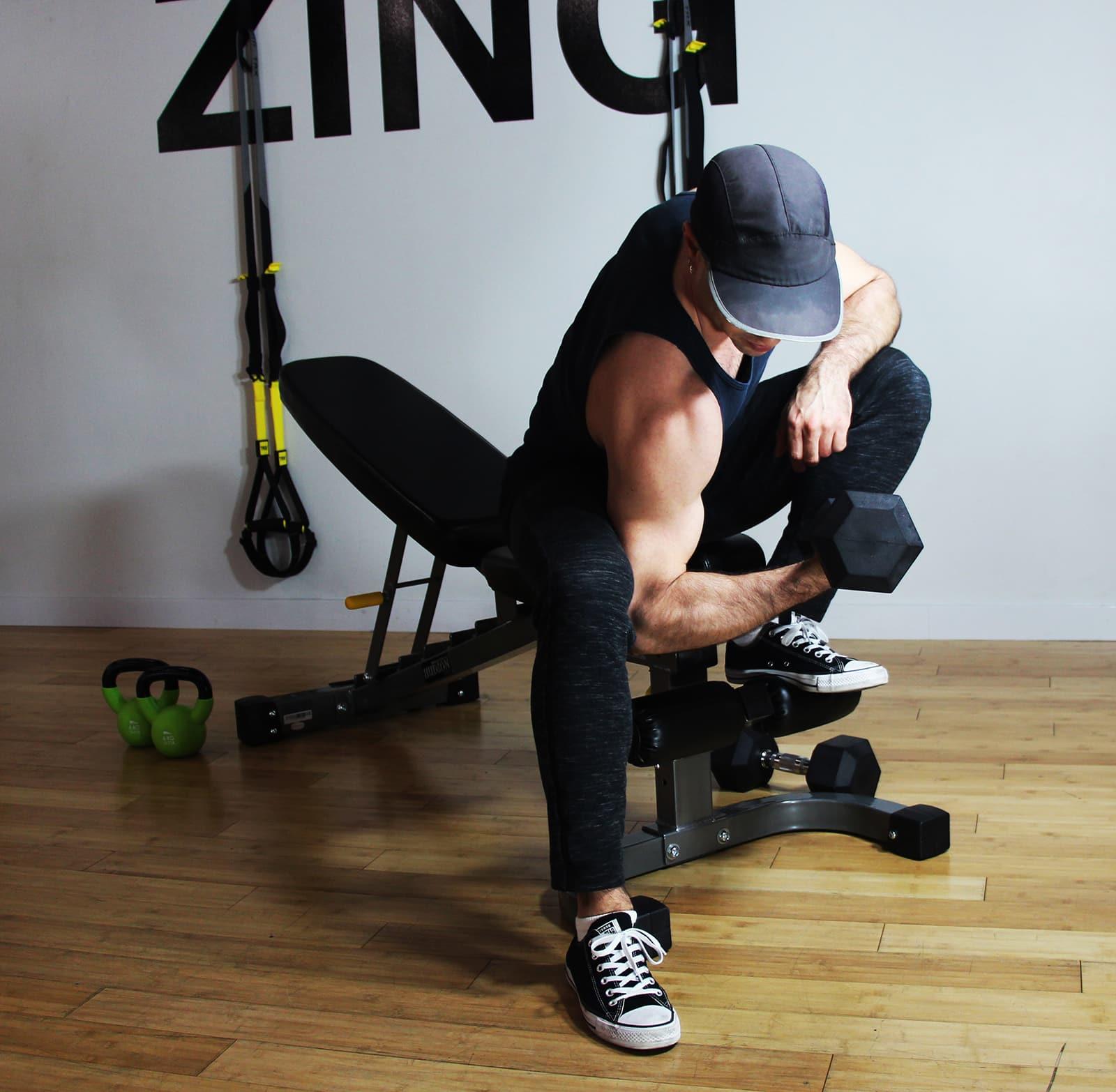 ZING Fitness Studios Personal Traiing