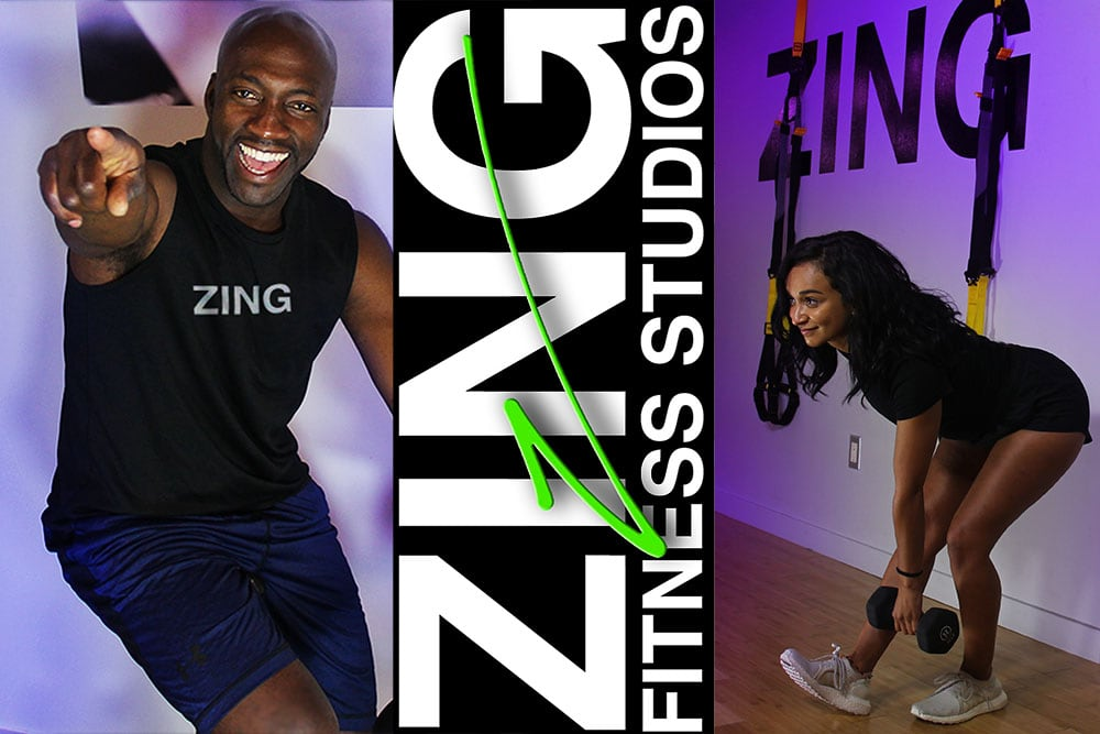 ZING Fitness Studios